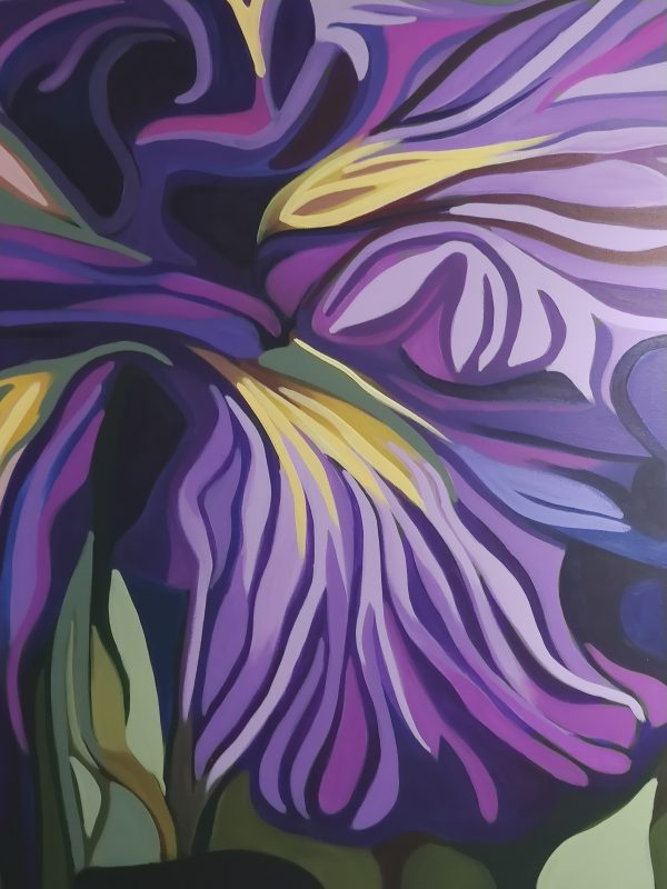 Lilacs Petals