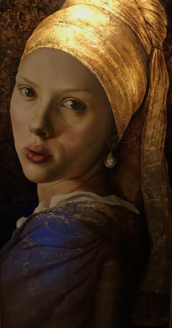 Rembrandt's Delicate Light