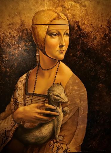 The Enigma of Leonardo Davinci