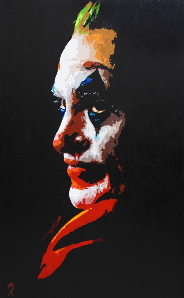 A Tormented Mind (Joker)
